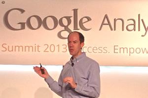 Google アナリティクスの技術責任者のPaul Muret氏