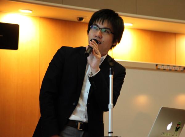 小原 良太郎氏(株式会社Ptmind Ptmind co-founder 事業戦略部部長)