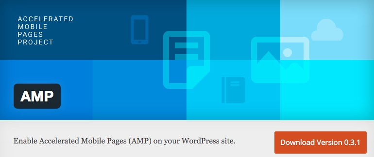 AMP WordPressプラグイン